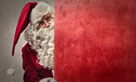 Contratar a Santa Claus