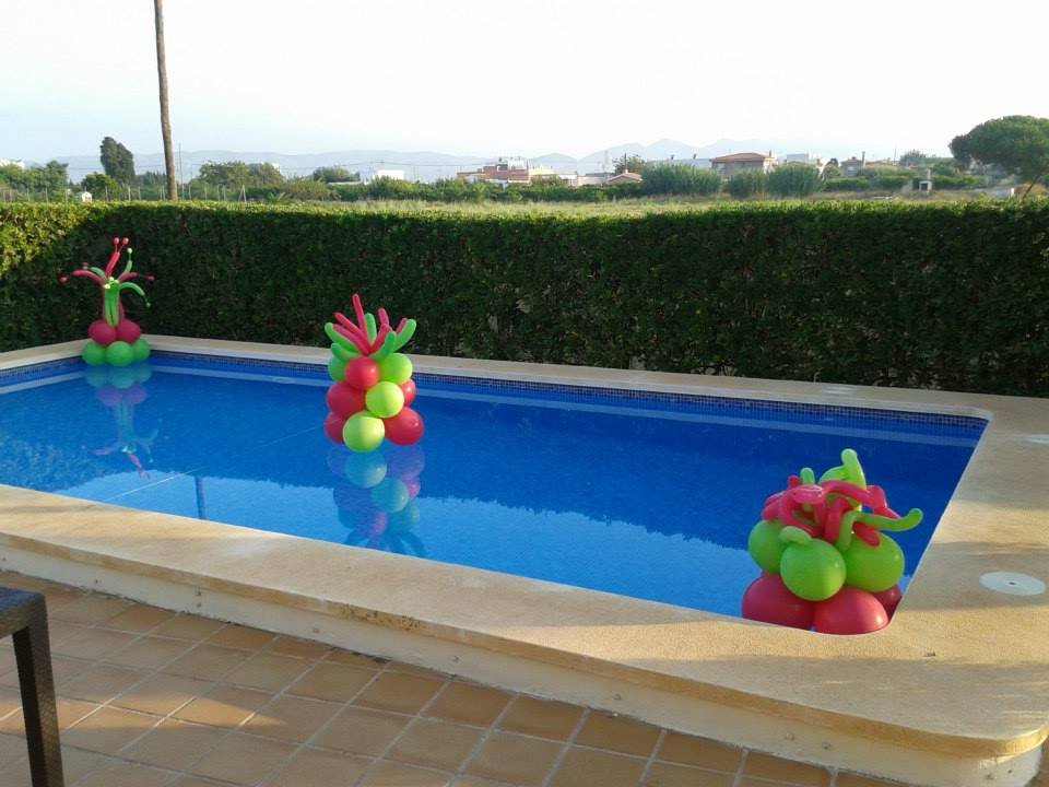 Decoracion de piscinas top with decoracion de piscinas for Decoracion piscinas