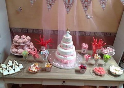 Candy bar – Buffet de Chuches