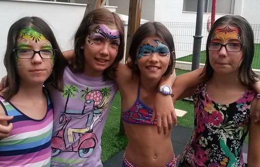 celebrando el cumpleaos infantil en madrid with fiestas cumpleaos nios en casa