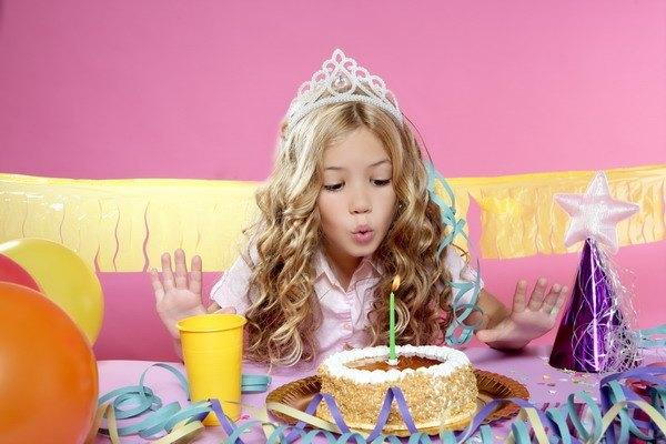 fiesta infantil de hadas y princesas