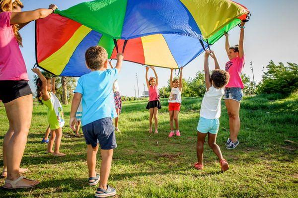 celebrar una fiesta infantil de comunión con superanimaciones siempre es una alegría