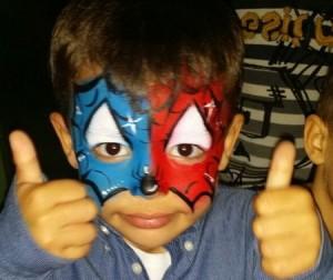 Fiesta de Superhéroes