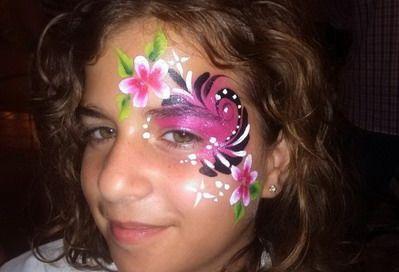 maquillaje de fantasia mujer madrid