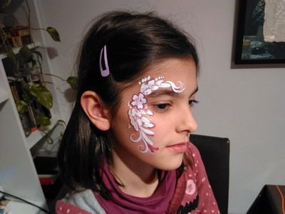 como hacer un maquillaje de fantasia facil