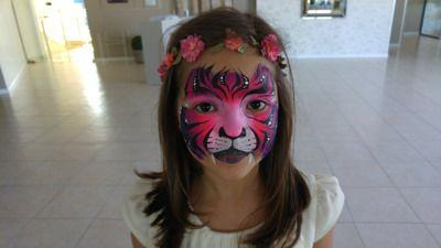 tenemos atracciones, personajes y el mejor maquillaje fantasía para fiestas infantiles de castellón