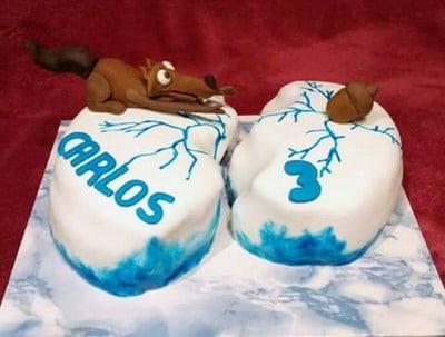 Wow Las Mejores Tartas De Chuches Personalizadas Y Originales - Pasteles-infantiles-originales