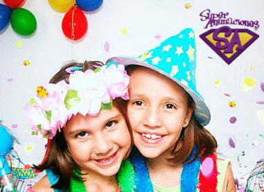 celebreacion de fiestas de cumpleaños infantiles en mostoles