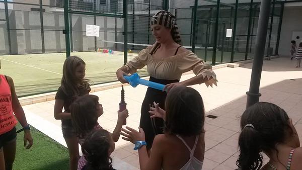 celebracion de cumpleaños infantiles en madrid