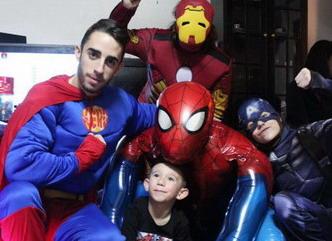 fiesta con niños en barcelona