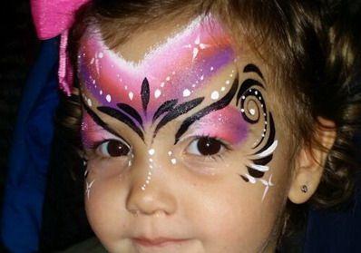 maquillaje fantasía muy rápido