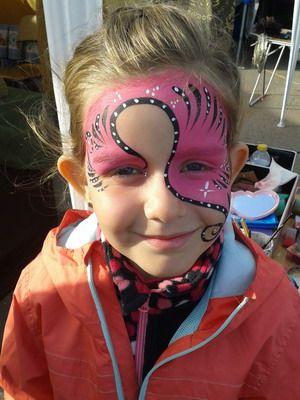 maquillaje de fantasia niña original