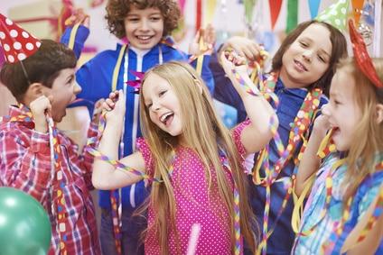bailes de cumpleaños con niñas
