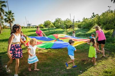 celebrar una fiesta infantil de comunión o cumple con superanimaciones siempre es una alegría