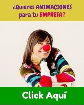 animacion infantil para empresas en Madrid