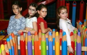 fiestas de pijama en madrid para niñas