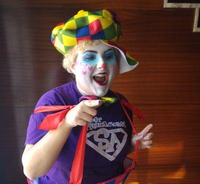 la aniamción de fiestas para niños es de superanimaciones
