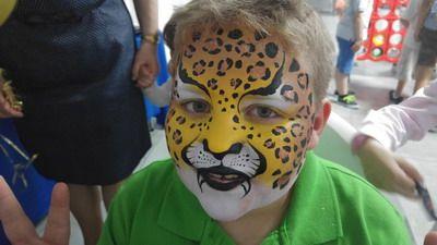 actividades y talleres de animación infantil con pintacaras