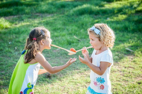 Best Juegos Divertidos Para Ninos De Preescolar Al Aire Libre Image
