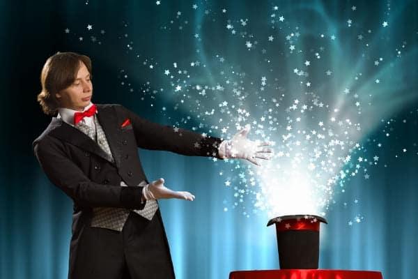 magos y magia para bodas