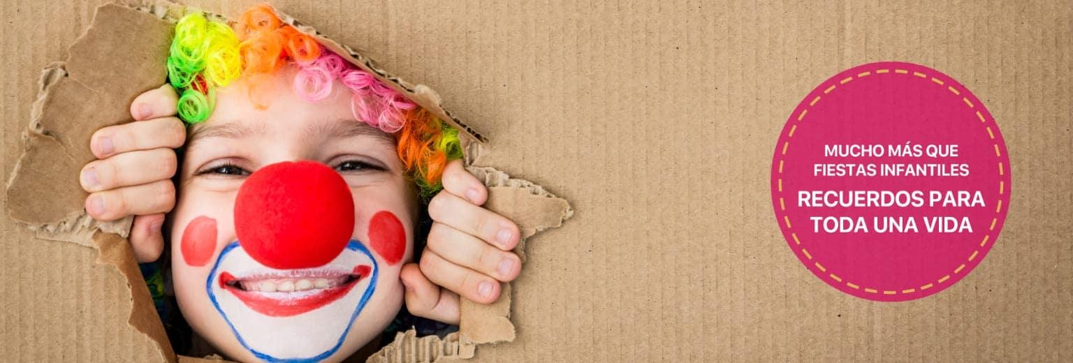 Wow Contratar Payasos Para Fiestas Infantiles Cumpleanos