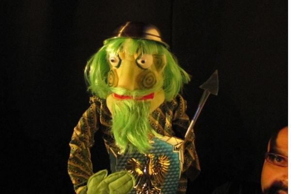 Wow Títeres Guiñoles Marionetas 2019
