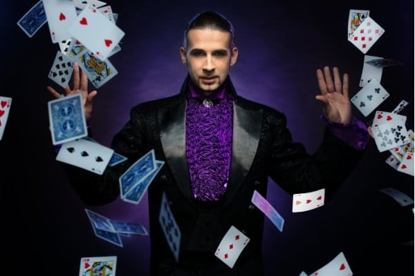 juegos de magia con cartas