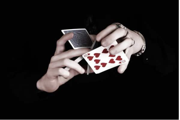 trucos de magia con cartas españolas revelados